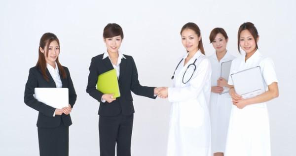 転職エージェントと看護師